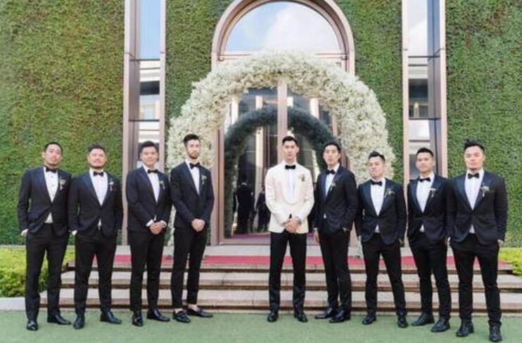 毛加恩婚礼