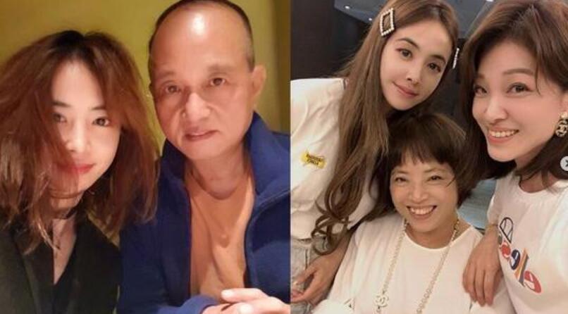 蔡依林父母离婚 蔡爸已经成立了新家庭并有一个儿子