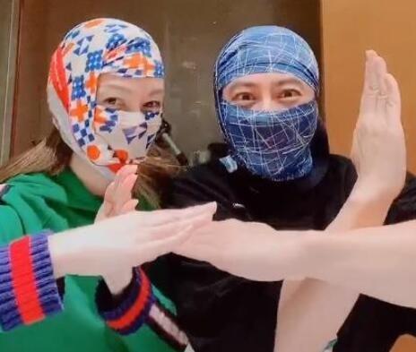 孙耀威与妻子录视频