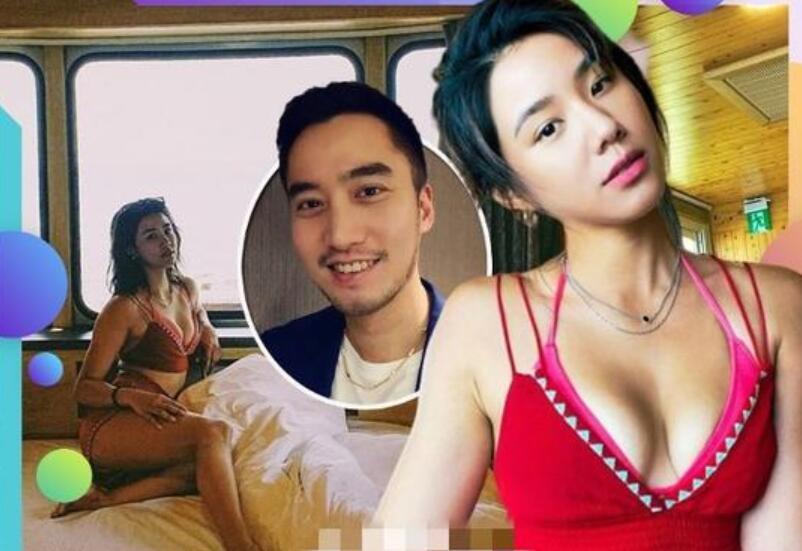 赖弘国点赞辣模照片 曾被传出婚变是因该辣模介入