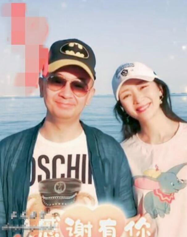 44岁黄海波近照