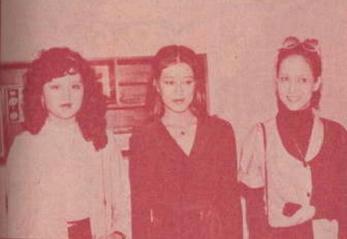 罗霈颖40年前嫩照