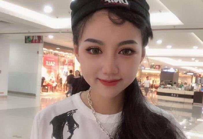 网红猫女林照片