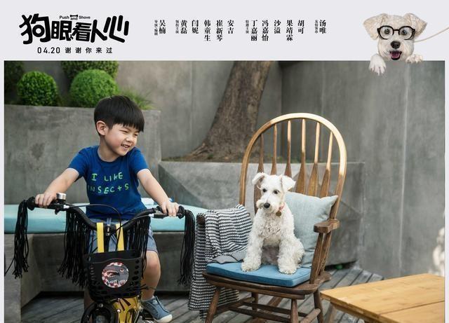 电影《狗眼看人心》海报