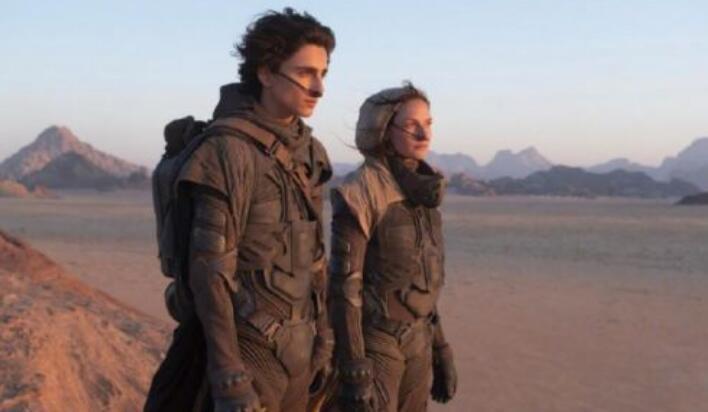 电影《沙丘》首曝剧照 定档12月18日在北美上映