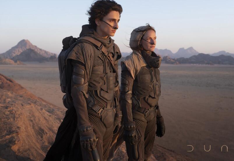 电影《沙丘》首曝剧照 共同开启这场星球冒险之旅